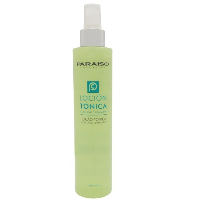 LOCION TONICA CON SALVIA 250 ML