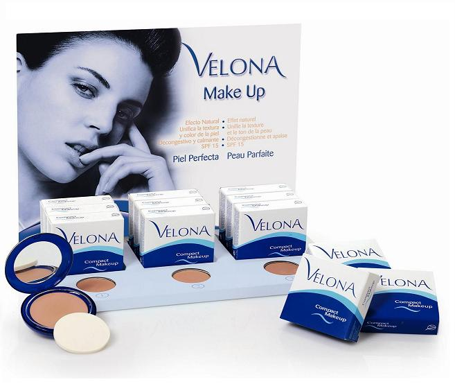 velona make up display 1